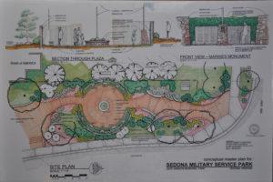 Site plan for Jack Jamesen