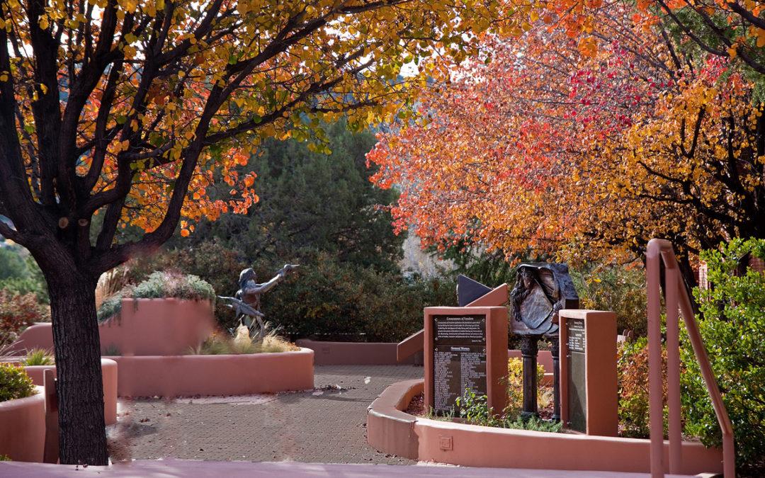Have You Visited the Jack Jamesen Memorial Sculpture Park?