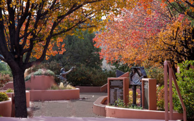 Have You Visited the Jack Jamesen Memorial Sculpture Park?
